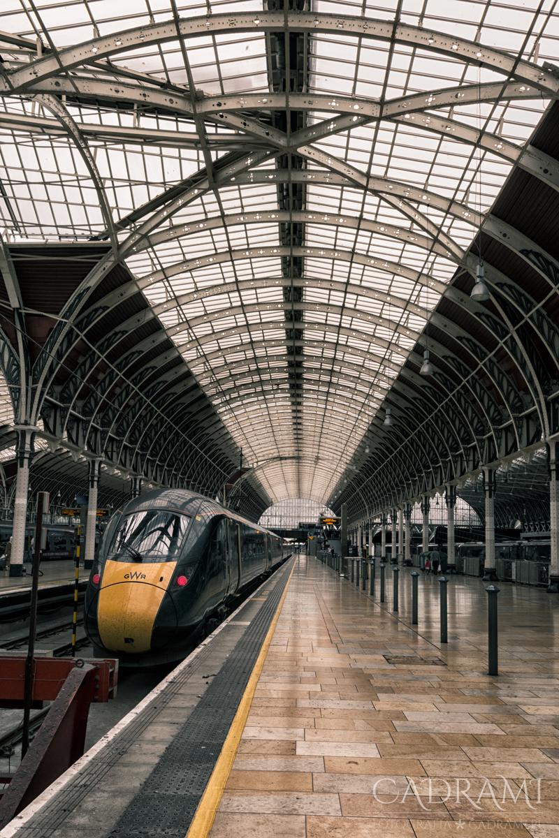 """""""4:50 z Paddington"""", czyli wycieczka do Londynu"""